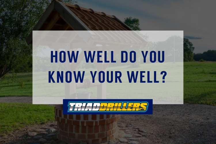 Water Well- Triad Drillers Inc.