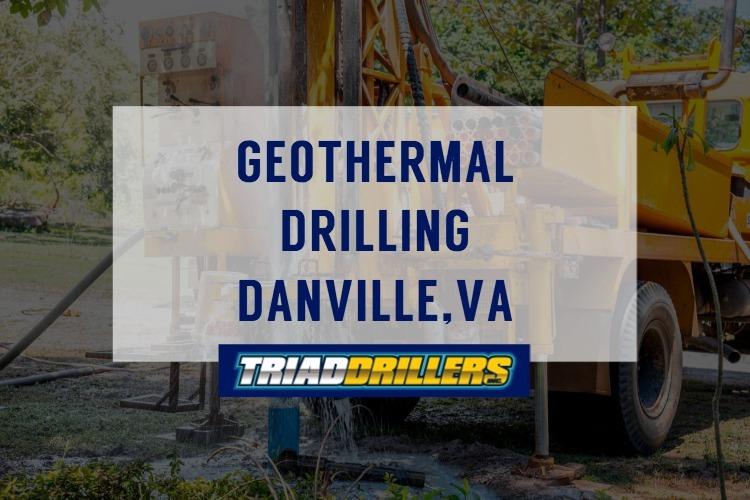 geothermal drilling Danville